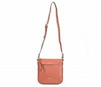 Georgina Leather Handbag(Tan)B859