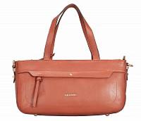 Pamelia Leather Handbag(Tan)B861