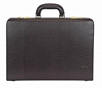 Leather Briefcase / Attache's(Brown)BC13