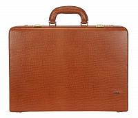 Leather Briefcase / Attache's(Tan)BC13