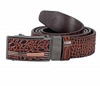 Leather Belt(Brown.)BL163