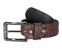 Leather Belt(Brown)BL164