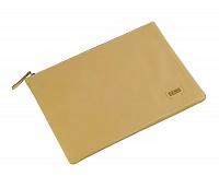 Leonardo Leather Laptop Sleeve / Folder(Tope)F16