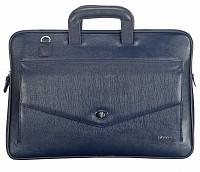 Leather Laptop Sleeve / Folder(Blue)F70