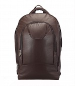 Ryder Leather Back Pack(Brown)LC29