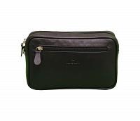 Dierk Leather Bag(Black)P19