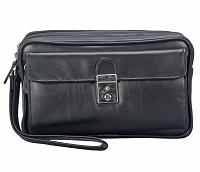 Leather Bag(Black)P36