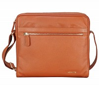 Dwayne Leather Bag(Tan)P37