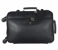 Jiacobbe  Leather Strolley(Black)T35