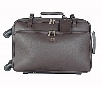 Jiacobbe  Leather Strolley(Brown)T35