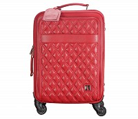 Filippo Leather Strolley(Red)T53