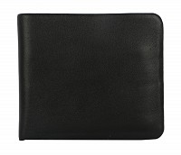 Ashton Leather Wallet(Black)VW1