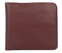 Ashton Leather Wallet(Wine)VW1
