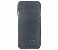 Leather Spectacle Case(Blue)VW11