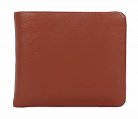 Almeda Leather Wallet(Tan)VW3
