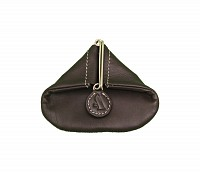 Leather Coin Purse(Brown)W100