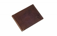 Giorgio Leather Wallet(Brown)W205