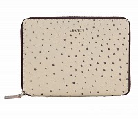 Leather Tablet Case(Beige)W279