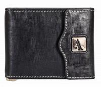 Noah Leather Wallet(Black)W328