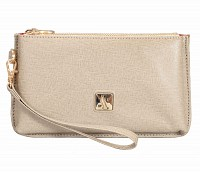 Adriana Leather Wallet(Tope)W332