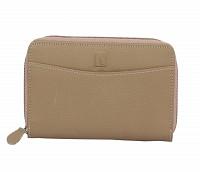 Freida Leather Wallet(Tope)W35