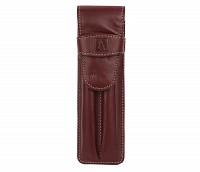 Leather Pen Case(Wine)W51