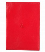 Leather Travel Essential(Red)W73