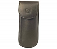 Leather Spectacle Case(Black)W74