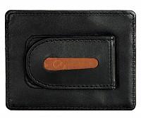 Leather Money Clip(Black)W75